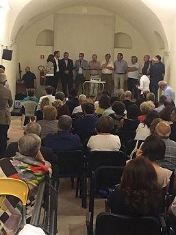 Premiazione Premio Letterario il Borgo Italiano 2017