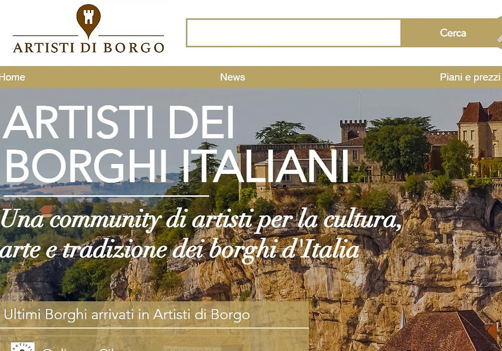 Artisti di Borgo