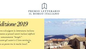 I finalisti del Premio Letterario il Borgo Italiano 2019