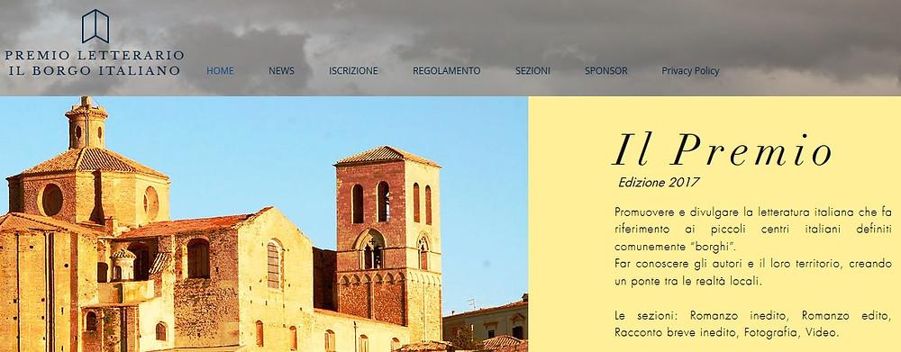 www.premioilborgoitaliano.it
