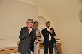 Premiazione Mario Pollino Premio Letterario il Borgo Italiano 2017