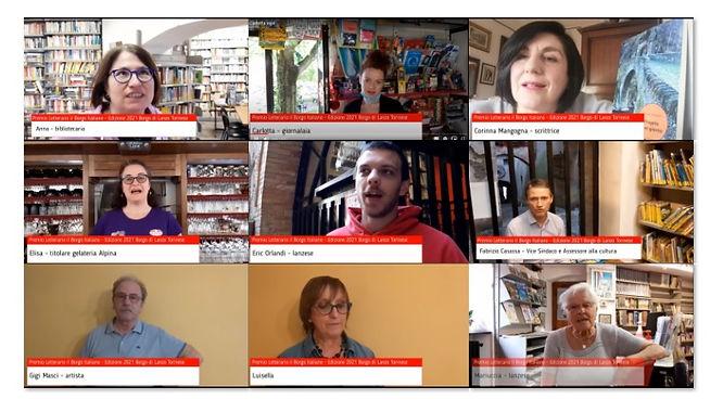 Aspettando il Premio Letterario il Borgo Italiano 2021 a Lanzo Torinese - 2