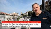 Giuseppe Zio per San Martino in Pensilis su Premio Letterario il Borgo Italiano TV