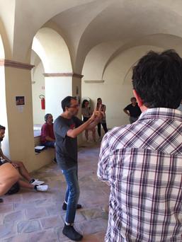 Workshop Pippo Onorati Premio Letteraio il Borgo Italiano 201