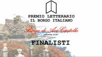 I finalisti del Premio Letterario il Borgo Italiano 2020 Borgo di Aci Castello