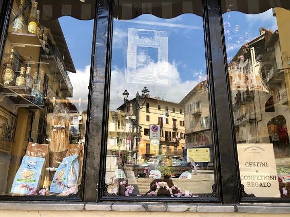 Lanzo Torinese - piazza Gallenga
