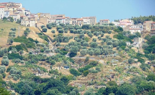 San Giorgio Lucano