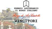I vincitori del Premio Letterario il Borgo Italiano 2020 Borgo di Aci Castello