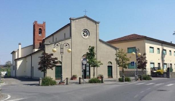 Porcari - Chiesa della Natività di Maria