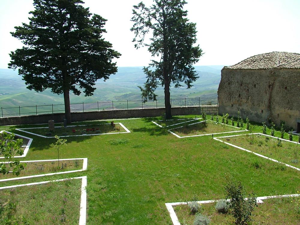Giardino ex Convento San Francesco in Irsina
