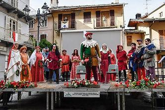 Corteo Storico di Lanzo Torinese