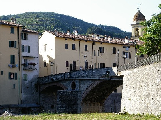 Rocca San Casciano