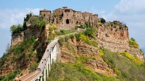 Civita di Bagnoregio tra le poesie del Premio Letterario il Borgo Italiano 2021
