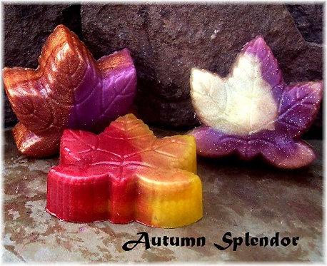 Autumn Leaf Soap