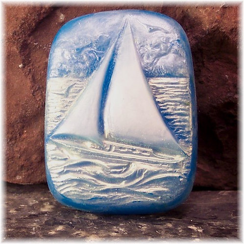 Sailboat Soap by Soapsmith