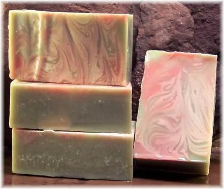 Peppermint Wow Invigorating Essential Oil Soap