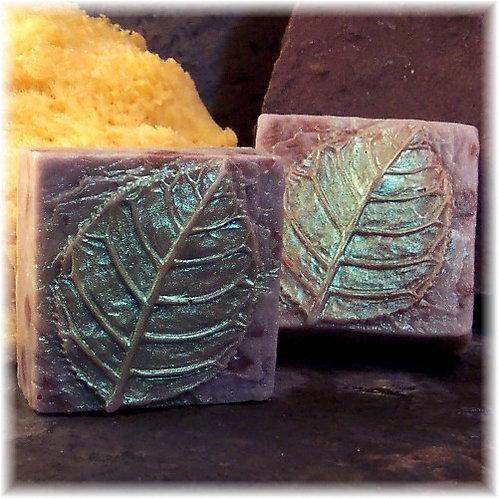 Aspen Leaf Soap