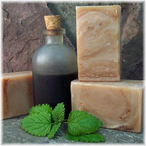 Vanilla Buttermint Fragrant Custom Formulated Soap