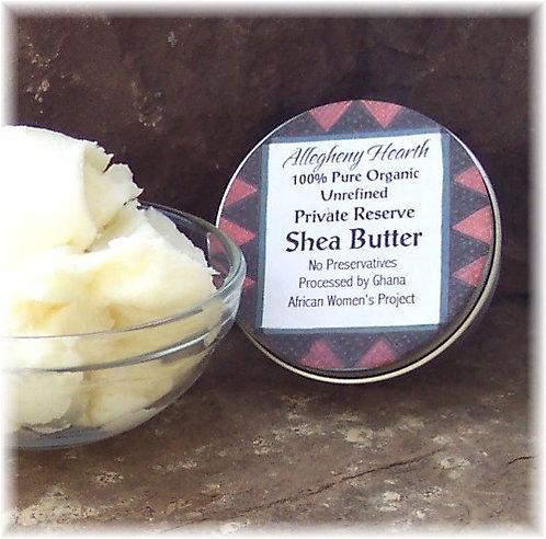 Pure Shea Butter Fair Trade
