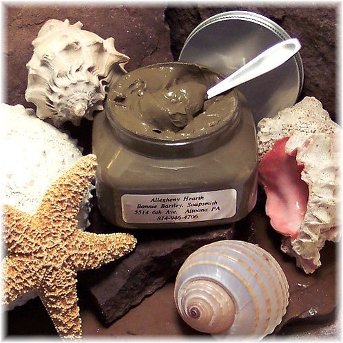 Dead Sea Mineral Mud Pack Pure Natural