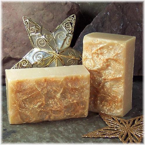 Stardust Classic Bay Rum Handmade Soap