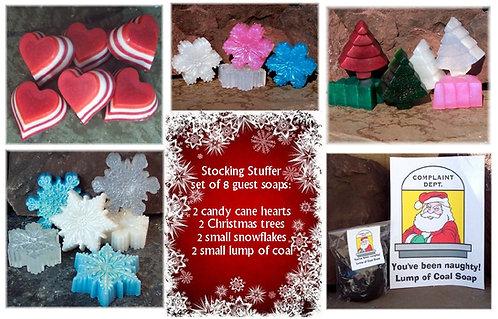 Stocking Stuffer Christmas Soap