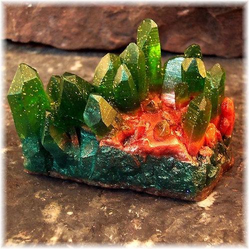 Raw Crystal Soap