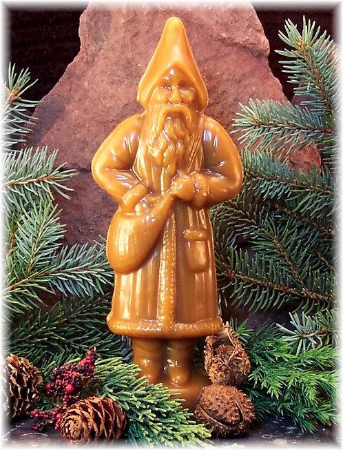 German Belsnickle Beeswax Santa