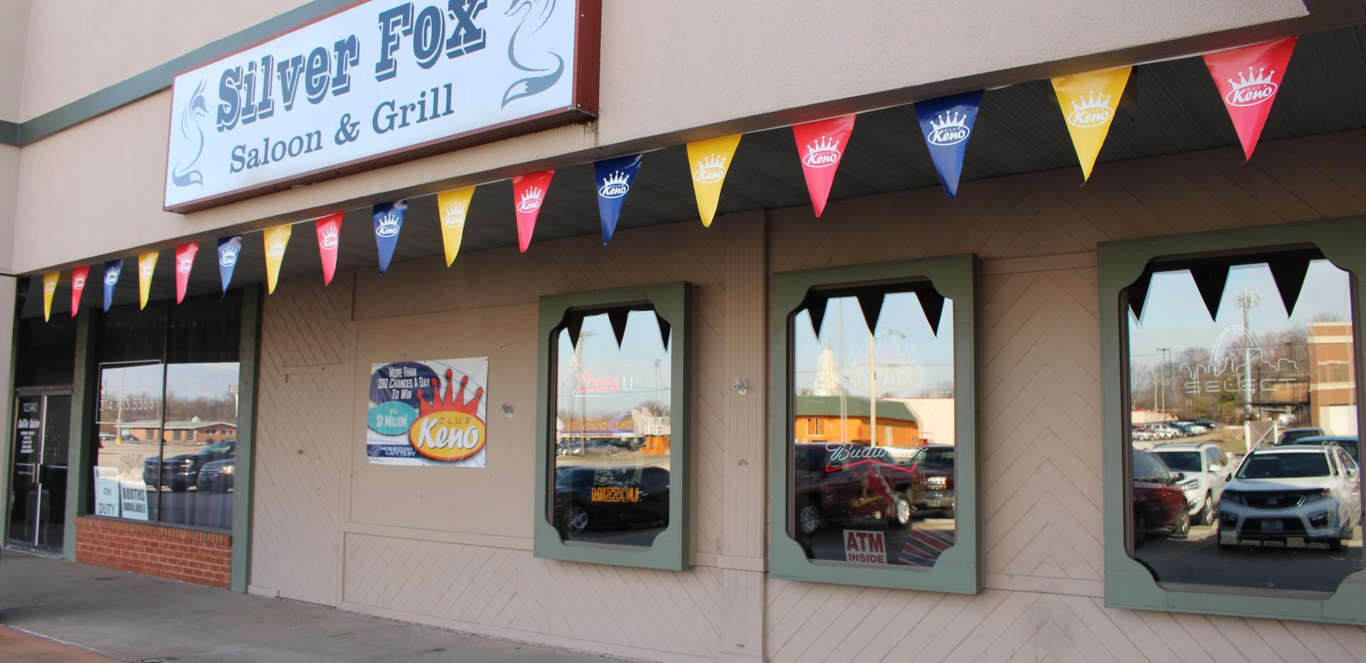 Silver Fox Saloon & Grill