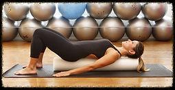 Pilates treinamento solo no spaldar