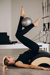 Pilates na Pompéia e Perdizes, exercícos em aparelhos de studio