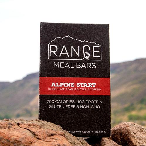 Meal Bar - Alpine Start - Six Pack