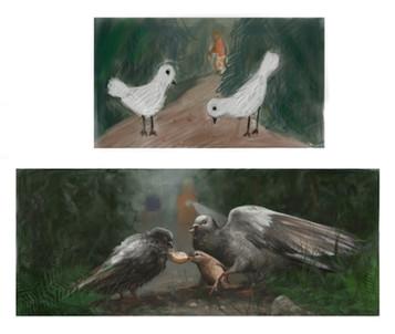 голуби Яна до после.jpg