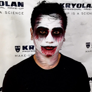 Halloween Creative Makeup