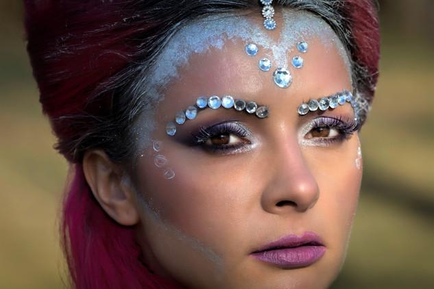 Creative Makeup & Hair Styling