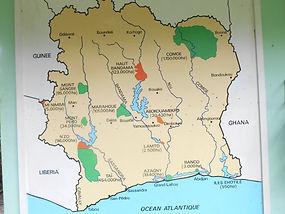 Côte d'Ivoire enfants infectés VIHmaison d'accueil Le Caillou Blanc  abidjan yopougon