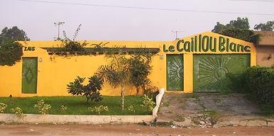 La façade du caillou blanc après les travaux d'aménagement de 2007