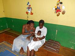 Le caillou blanc accueille les enfants et leurs familles