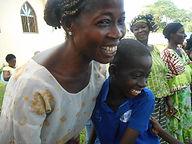 Fête des mères à l'occasion de la journée des familles organisée par le caillou blanc
