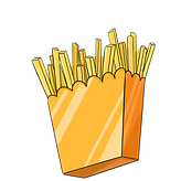 —Pngtree—happy fries_4748311.png