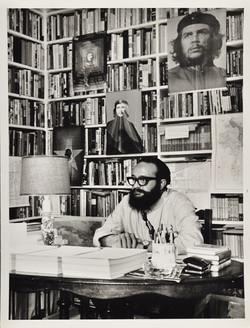 _01 Andrew Salkey c1970s. Huntley Archives at London Metropolitan Archives