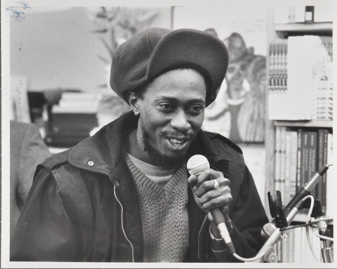 06 Brother Resistance (performing). Huntley Archives at London Metropolitan Archives