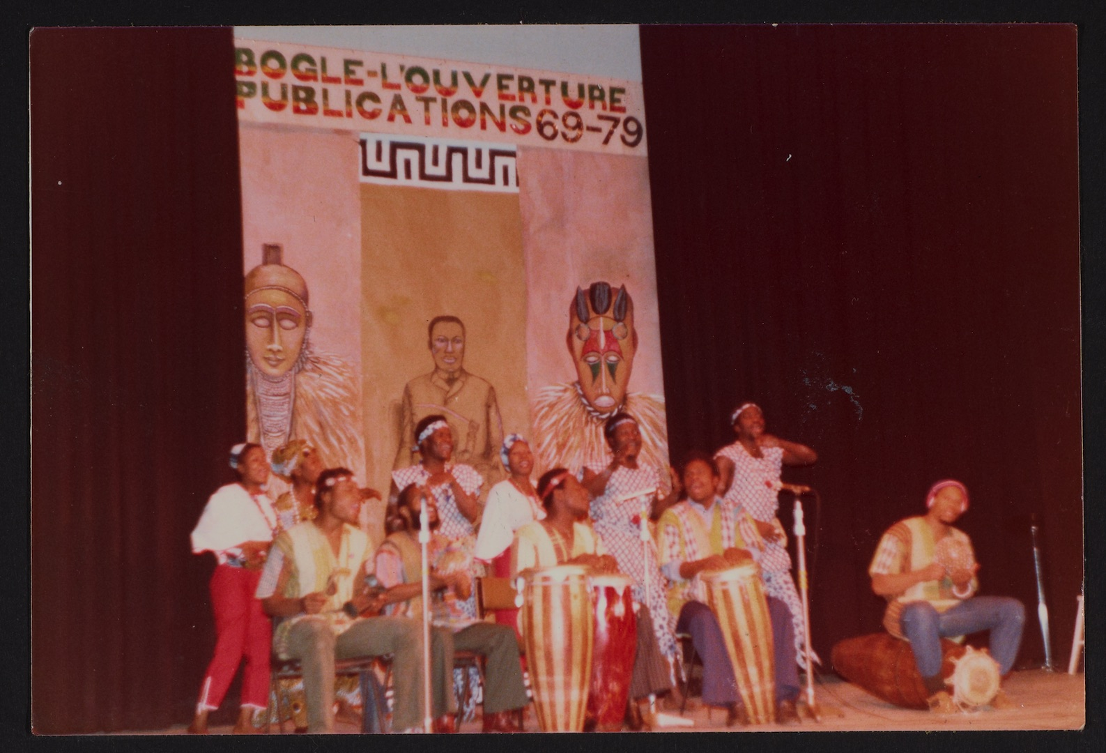 06 Bogle-L'Ouverture Publications 10th Anniversary event. 1979. Huntley Archives at London Metropoli