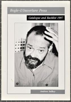 11 Bogle-L'Ouverture Publications (catalogue). 1997. Huntley Archives at London Metropolitan Archive