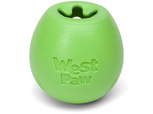 "Rumbl by West Paw  Small 3.5""Jungle Green"