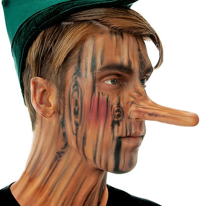 Pinocchio Nose Latex Appliance