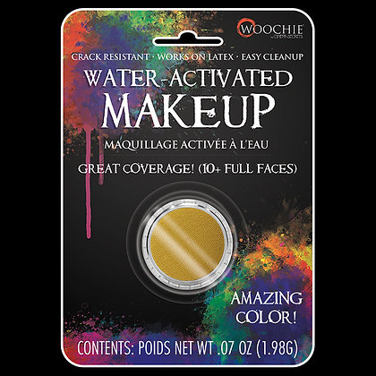 Corpse Yellow Water Activated Makeup - 0.12 oz