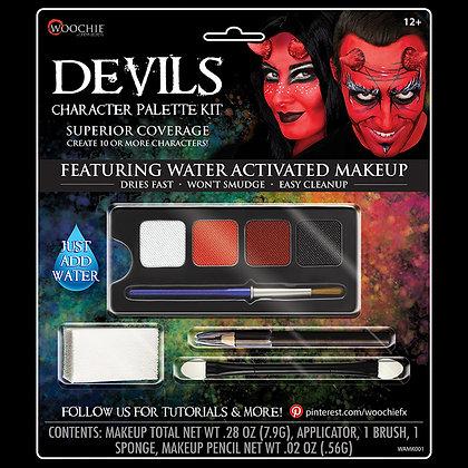 Devils Multi-Character Kit