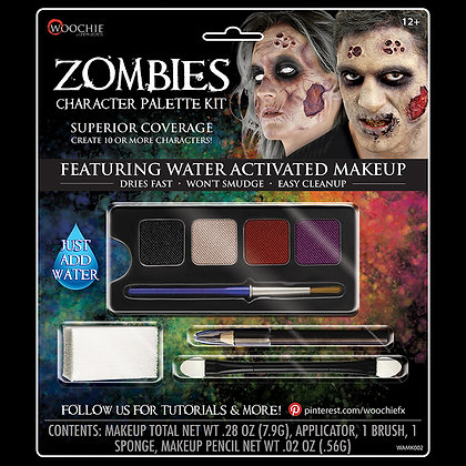 Zombies Multi-Character Kit