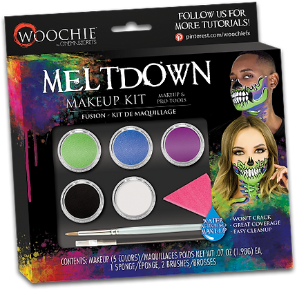 Meltdown Makeup Kit